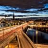 "Stockholm, ""Stockholm by night"""