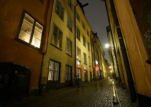 (English) Chasing ghosts in old town