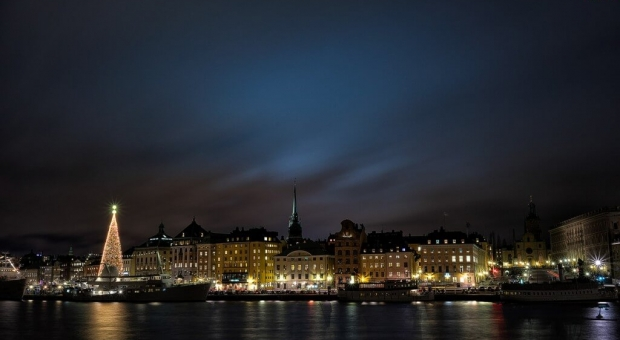 Twilight over Stockholm