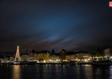 Twilight over Stockholm