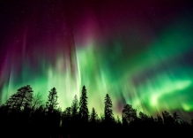 Hunt for the Northern lights in Kiruna – Abisko