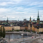 Slussen and Old town