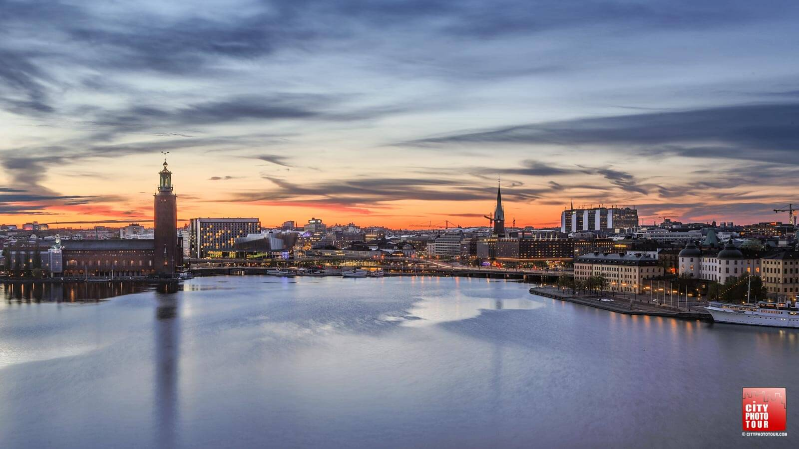 Stockholm by night - Photo tours and sightseeing in Stockholm - Things to do at night