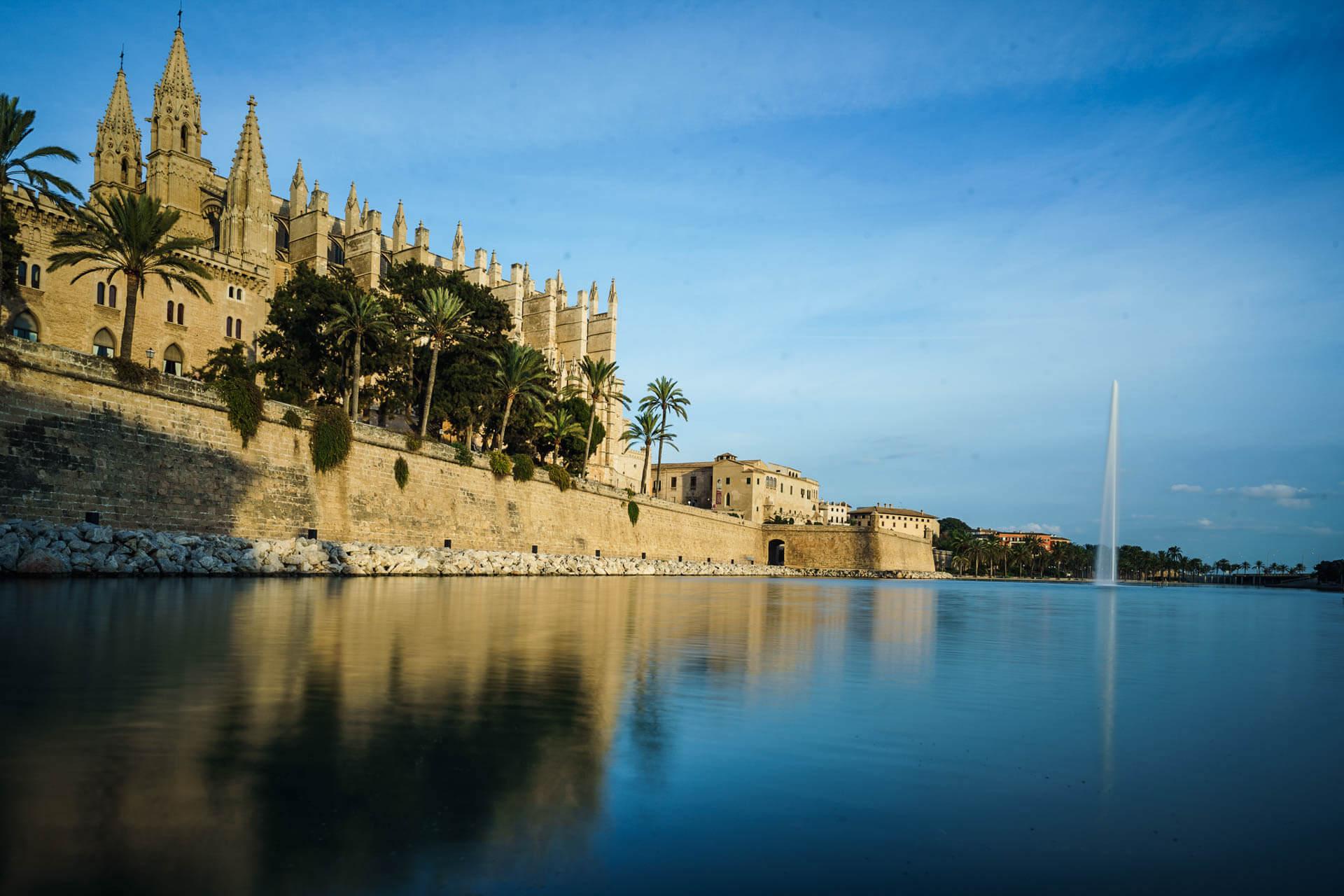 Fototurer på Palma de mallorca, Spanien